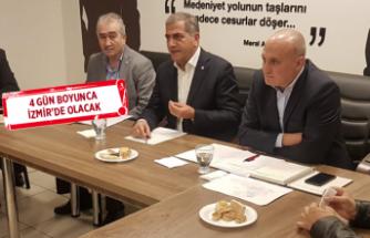 İzmir'de Akşener hazırlığı