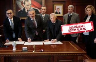 İzmir'de eğitime hayırsever desteği