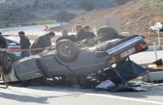 İzmir'de feci kaza: 6 yaralı!