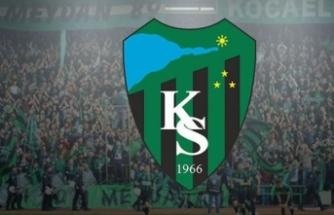 Kocaelispor'dan depremzedelere destek