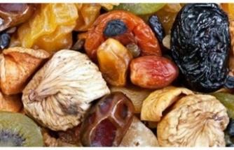 Kuru meyve ihracatı TMO'nun desteğiyle arttı