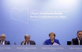 Libya için ateşkes kararı
