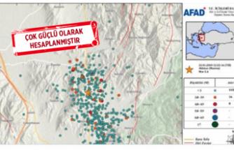 Manisa'daki deprem sonrası AFAD'dan açıklama!