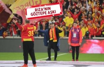 Rıza Kocaoğlu ve babası, Göztepe-Beşiktaş maçından dolayı ceza alabilir!