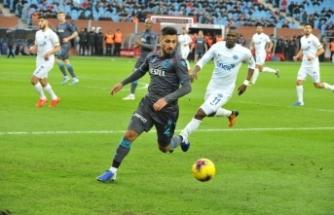 Trabzon'da Sörloth-Nwakaeme A.Ş. şov!