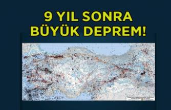 Türkiye'demeydana gelen büyük depremler