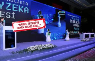 Uluslararası Sağlıkta Yapay Zeka Kongresi İzmir'de başladı