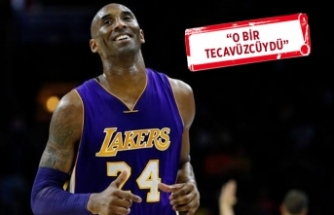 Ünlü oyuncu, Kobe Bryant'a 'tecavüzcü' dedi; ortalık karıştı