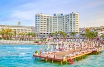 Yarıyıl tatil coşkusu Boyalık Beach Hotel'de