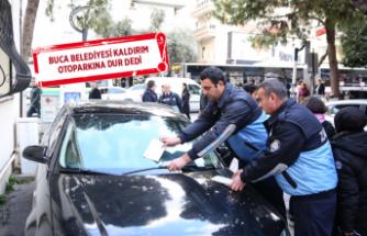 Yaya haklarına saygı cezası: Kaldırım parkına son