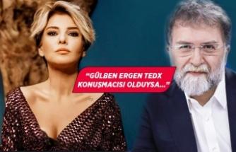 Ahmet Hakan'dan Gülben'i kızdıracak sözler!