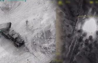 Alçak saldırı sonrası TSK, rejimi böyle vurdu!