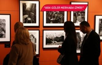 Ara Güler Merhaba İzmir! sergisi açıldı!