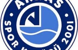 Arkas Spor, CEV Kupası'nda Galatasaray'a karşı avantaj arayacak