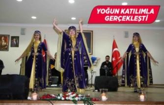 Bayraklı'da türkü gecesi