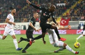 Beşiktaş bu kez kazanmayı bildi