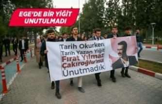 Çakıroğlu, 5. yılda da unutulmadı