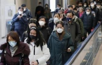 Çin'de can kaybı 2444'e ulaştı