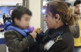 Çocuğunu AVM'ye bırakıp kaçan anneye hapis cezası!
