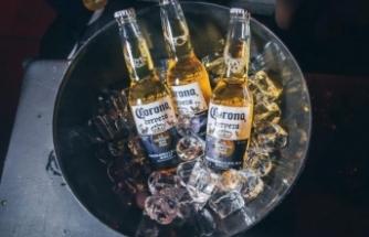 """Corona salgını """"corona"""" adlı biranın satışlarını olumsuz etkiledi"""