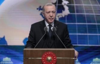Cumhurbaşkanı Erdoğan'dan İzmir mesaisi...