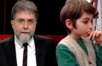 'Dahi çocuk' Atakan Ahmet Hakan'ı da şaşırttı!