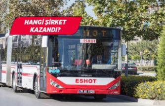 ESHOT'un reklam ihalesi sonuçlandı