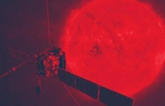 'Güneş kaşifi' ilk verilerini gönderdi