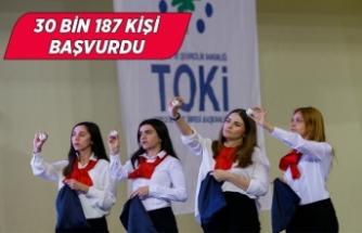"""""""Her yıl 100 Bin Yeni Sosyal Konut Projesi""""nde ilk kura İzmir'de çekildi"""