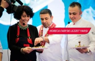 HORECA Fair'de lezzet yarışı