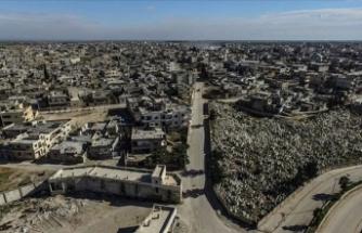 İdlib'de o köy, muhaliflerin eline geçti