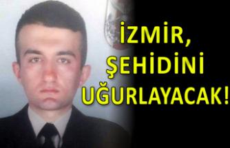 İdlib şehidi İzmir'de toprağa verilecek! Ücretsiz otobüs kaldırılacak