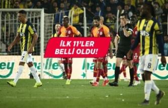 İki ezeli rakip Kadıköy'de kozlarını paylaşacak