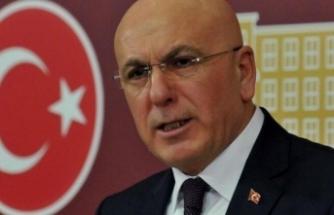 İYİ Partili İsmail Ok partisinden istifa etti