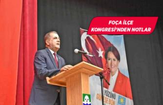 İYİ Partili Kırkpınar, referandum istedi