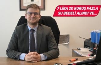 """İzmir'de su faturasında """"fazladan atık su bedeli""""ne yargı iptali"""