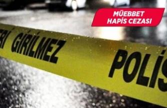 İzmir'deki cinayet güvenlik kamerasında