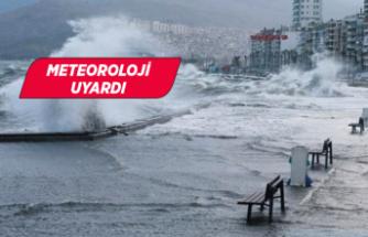 İzmir dikkat: Sağanak ve fırtına kapıda!
