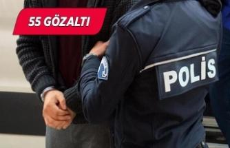 İzmir merkezli 12 ilde göçmen kaçakçılığı operasyonu