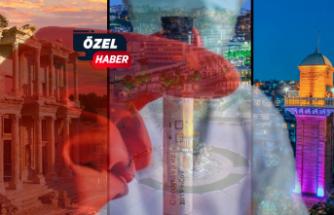 İzmir turizmine 'corona' darbesi