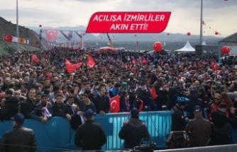 İzmirliler açılaşa akın etti!
