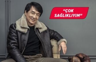 Jackie Chan'den koronavirüs açıklaması!