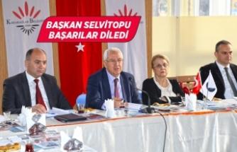Karabağlar'da 5. bölgesel muhtarlar toplantısı