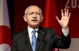 Kılıçdaroğlu, kurmayları ile bir araya geldi