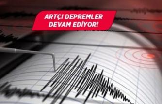 Manisa'da deprem! İzmir'de de hissedildi!