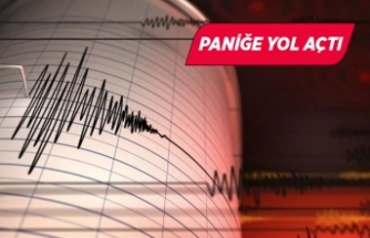 Manisa'da şiddetli deprem! İzmir'de de hissedildi!
