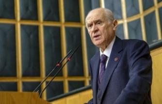 MHP Lideri Bahçeli: Putin ikili oynuyor