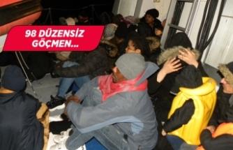 Ölüm yolculuğu İzmir'de son buldu