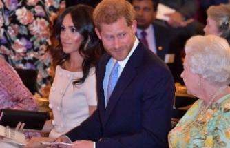 Prens Harry ve Meghan'a şok! Kraliçe intikamını böyle aldı