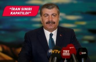Sağlık Bakanı Fahrettin Koca, basın toplantısı düzenledi